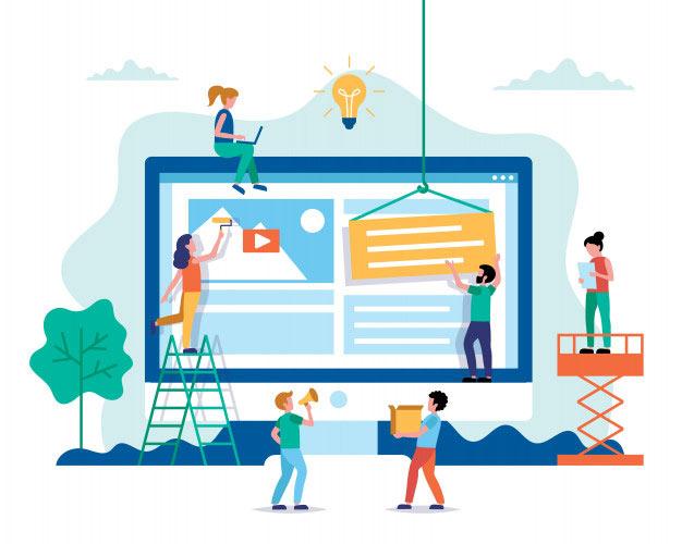هدف از طراحی سایت اختصاصی